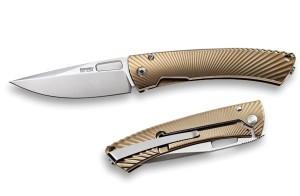 Lion STEEL TiSpine Knife