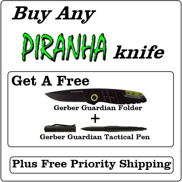 Special Piranha Coupon